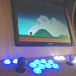 La borne d'arcade de l'Espace !